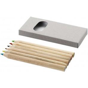 6-piece pencil set