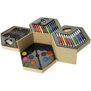 Pandora 52-piece colouring set
