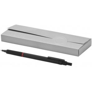 Rapid-pro ballpoint pen with knurled grip