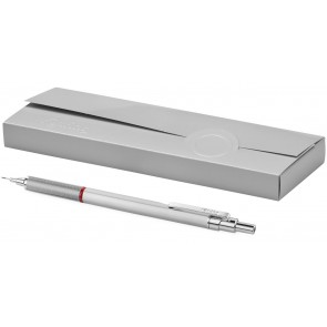 Rapid-pro mechanical pencil with knurled grip