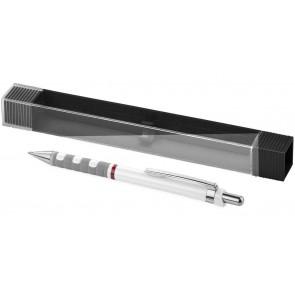 Tikky ballpoint pen with wavy grip