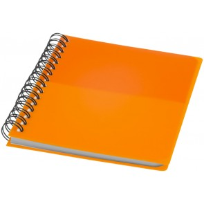 Colour Block A6 notebook