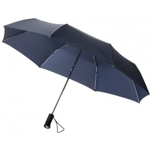 "21.5"" 3-section Umbrella with light"