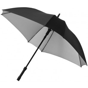 "Square 23"" double-layered automatic umbrella"