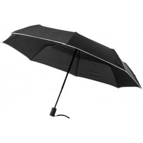 "21"" 3-Section auto open/close umbrella"