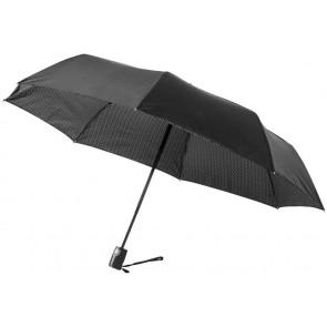 "Floyd 21"" 3-Section double layer auto open/close umbrella"