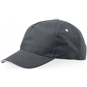 Harvey 5-panel sandwich cap
