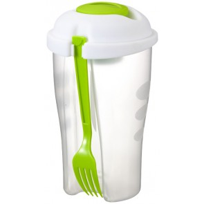 Shakey salad container set