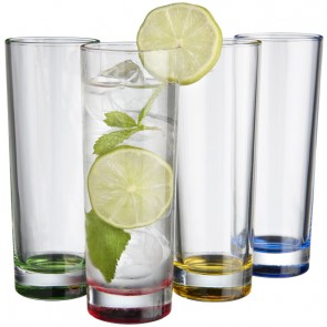Rocco 4-piece glass set