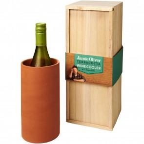 Terracotta wine cooler