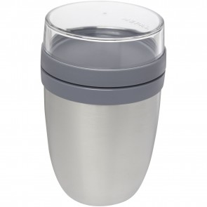 Ellipse insulated lunch pot