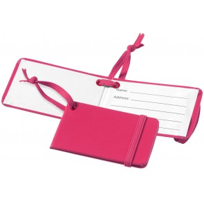 Viaggio luggage tag with elastic band
