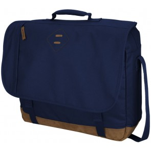 "Chester 17"" laptop shoulder bag"