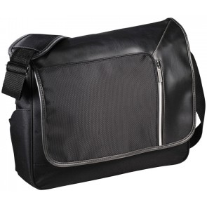 "Vault RFID 15.6"" laptop messenger bag"