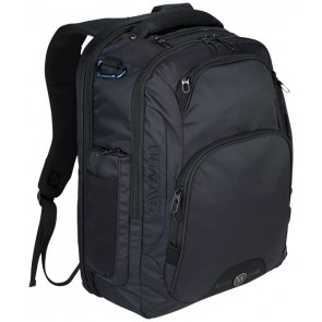 "Rutter 17"" laptop backpack"