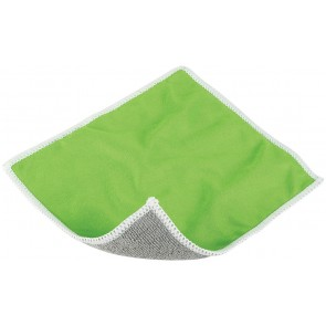 Wiped screen cleaning cloth