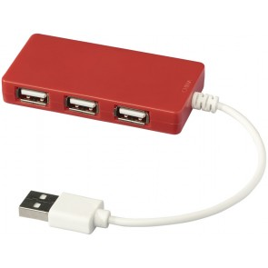 Brick 4-port USB hub