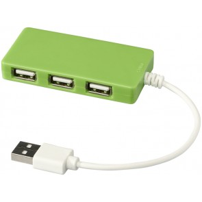Brick 4-port USB hub