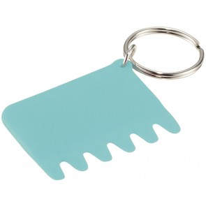 Silicone Keyboard Brush and Key Ring