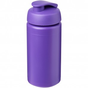Baseline® Plus grip 500 ml flip lid sport bottle