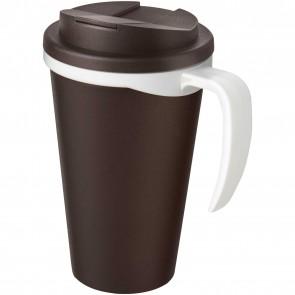 Americano Grande 350 ml mug with spill-proof lid