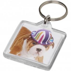 Vial U1 square keychain