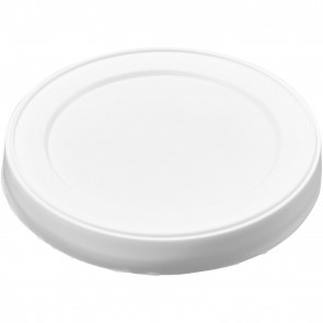 Seal plastic can lids