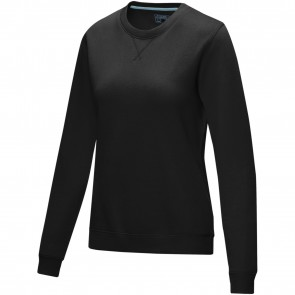 Jasper women's GOTS organic GRS recycled crewneck sweater