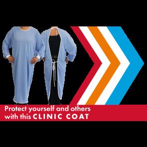 Clinic Coat