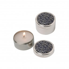 Candle Colombes Bleu