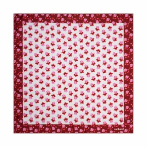 Scarf Hortense Bright Red
