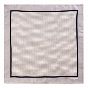 Silk scarf Naïades Perle