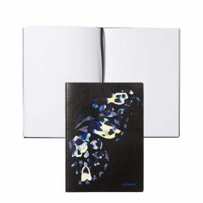 Note pad A5 Madeleine Black
