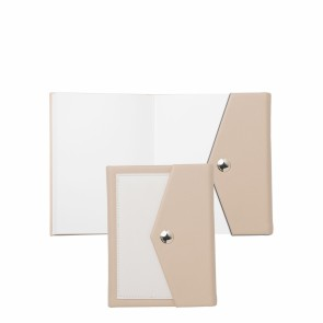 Note pad A6 Bird Beige