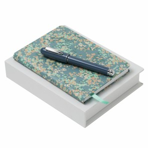 Set Cacharel (ballpoint pen & note pad A6)