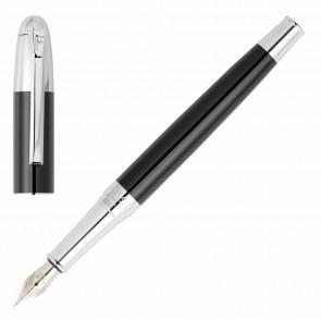Fountain pen Classicals Chrome Black