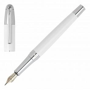 Fountain pen Classicals Chrome White