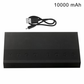 Power bank Edge Black