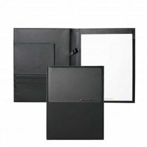 Folder A5 Caption Contrast Black