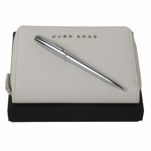 Set HUGO BOSS (ballpoint pen & folder A6)