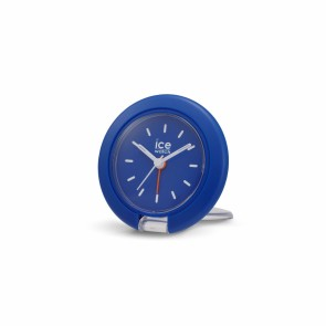 Travel clock-IW-Blue-7,5cm