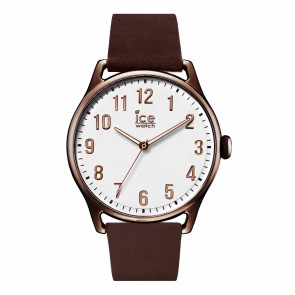 ICE time-Brown white-Large (L)
