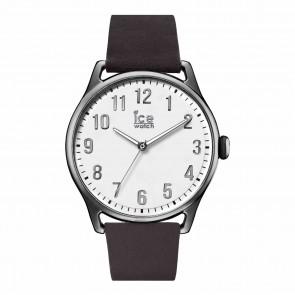 ICE time-Dark brown white-Large (L)