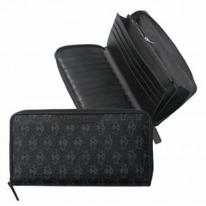 Travel purse Seal Grey