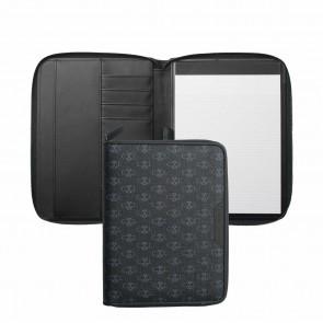 Conference folder A5 Seal Grey
