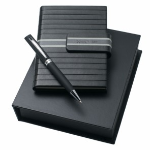 Set CERRUTI 1881 (ballpoint pen & note pad A6)