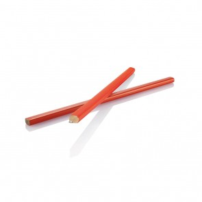 25cm wooden carpenter pencil,