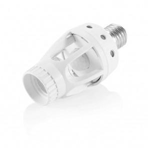 Light sensor lamp holder