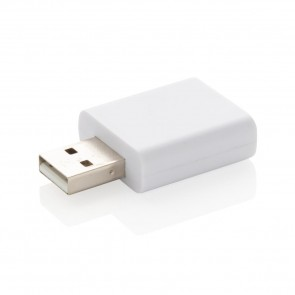 USB data protector, white