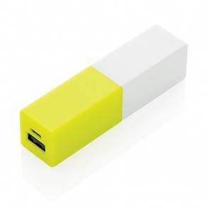 2200 mAh fashion powerbank,